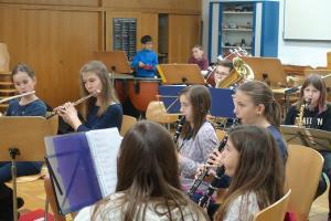 Probesamstag Jugendorchester